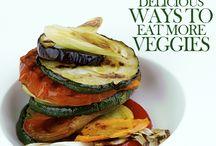 Veggies / Eat more veggies / by Crystal Layland