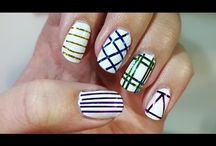 Nail art for beginners tutorial / easy nail art tutorials for people who are just starting off with nail art