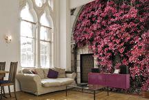 Fototapety 3D / Dekoracje powiększające pomieszczenie.
