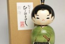 kokesi, traditional dolls