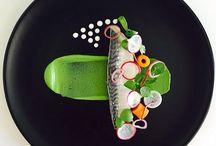 Cool presentation / Красивое в еде.