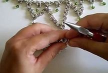 collier tutorial chainmail