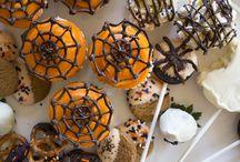 Dolci Frutta Halloween