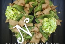 Wreaths / by Jeanne Carmean