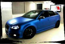 Audi A3 - Design ideas