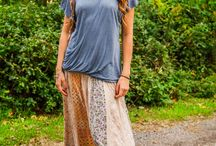 Plus Size by Blue Sky / Gorgeous bohemian clothing, accessories and tapestries. Beautiful boho style for the modern hippie. All made with eco-conscious dyes, materials and organic cottons using fair trade manufacturing. / by Blue Sky Design Co.