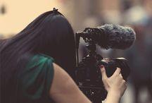 Fotograf i kamerzysta