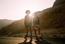 Israel / Jerusalem Skater Girls / Who Run The World? Girls ♀️♀️♀️♀️ Meet @paovibes & @maayan_le from Jerusalem - small group of skater girls @j.s.g_jerusalemskatergirls