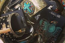 Fashion Accessories for the Western Fashionista / Our stores all carry a selection of fashion accessories including jewelry, purses, hair accessories, etc.