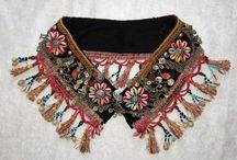 Tribal belly dance belts