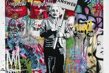 ART - Mr. Brainwash