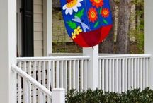 Garden - Flags