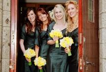 Wedding with Daffodils