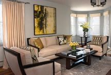 Transitional Design Style / What is your design style?   / by Ellen Kurtz Interiors