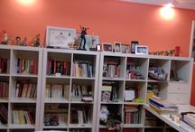 my library /  Kütüphanem
