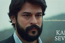 Karasevda Kemal a real gentleman always speaks with his eyes@