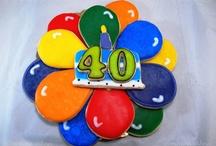 Sugar Cookies Happy Birthday