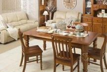 Rustic Living & Dining / Rustic Living and Dining Furniture