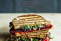 sandwiches / Recipes and ideas for a lunch favorite / by Sarah Crowder (punctuated. with food)