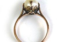 pierścionki biżuteria