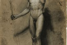 Academic nudes