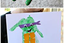Crafts for kids / Kid friendly crafts.  Crafts to make with kids.