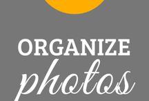 Organize photos on iPad