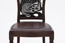 Arts and Crafts Movement Chairs