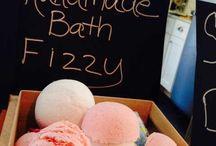 DIY Soap and Bath Bombs