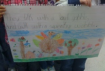 Classroom: Writing with Preschoolers / by Karen Turner