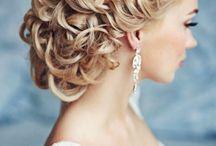 coiffures de mariée