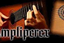 Cosas para comprar / Amplificación de guitarras españolas y otros instrumentos de cuerda