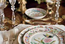 . Table Setting .