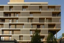 ARCHI / COLL HOUSING / Architecture Logements collectifs / by Arnaud Brunet