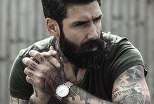 Hair n beard