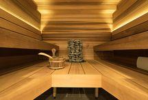 MY BLOG | Saunas with LED-lighting / Beautiful Finnish saunas with modern LED-lighting.