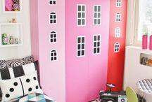 Spaces for Kids / Children's Room Kids Room