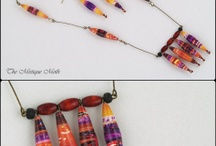 Paper Necklaces / Eco-Friendly Design
