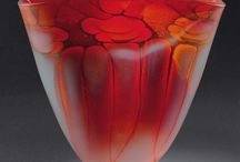 Art Glass Vases~Modern/Contemporary 3 / Repin as many as you like....the whole point of this is to share!  / by Ann Levin