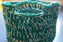 Baskets 1 / by Ginger Lindbloom