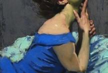 Malcolm Liepke Paintings