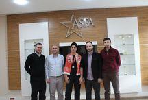 Wushu'da İstanbul Şampiyonluğu ve 3. lüğü Asfa'dan / Wushu'da İstanbul Şampiyonluğu ve 3. lüğü Asfa'dan