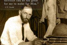 Missionaries & Evangelists