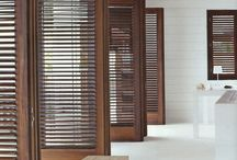 Shutter for office and bed nook