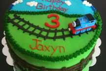 Party-Thomas the Train / by Chey Chey