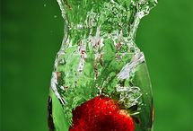 red&green / by mika Jinnai
