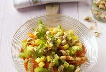 Gesund / Salate