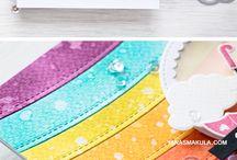 Cards - Vellum / Handmade cards with vellum