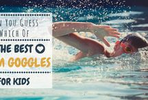 Can You Guess Which Of The Best Swim Goggles For Kids Don't Leak?