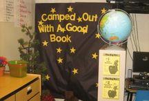 Miss Moon Life: Book Corner Inspiration
